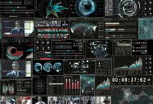 RoboCop Case Study / Explore Perception's cutting edge UI, HUD and Data Visualization design and animation development for the film