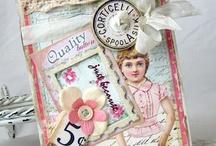 Cards-Ephemera Collages