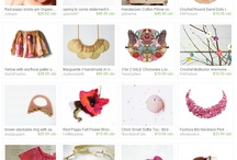 ETSY - Unique Gifts / Amassing  collections of handcrafted goods from Etsy stores. Jewelry, Clothes, photography, vintage and more.