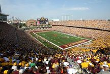 Where the Gophers Play / by Gopher Sports