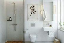 Fuzzy bathrooms