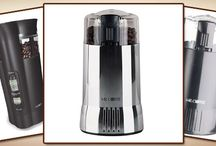 Mr. Coffee Grinders / Reviews of the best Mr. Coffee coffee grinders as well as getting to know the company who builds them a bit better.