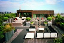 Çatı Katları-Teras / Rooftops & Terraces &Attics