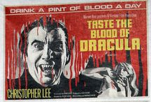 Hammer Horror Posters