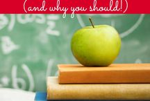 Homeschooling frugally