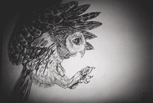 Drawings / Рисуночки