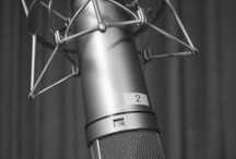 Lots and Lots of Microphones / All kinds of awesome mics for your recording studio.