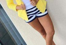Yellow blazer mi favorito