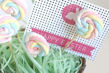 Easter Holiday / Easter Holiday DIY, gifts, and printables