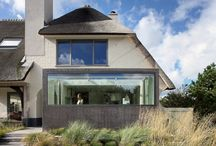 Modern Additions to Traditional Architecture