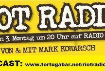 RIOT RADIO Podcast / RIOT RADIO Podcast is online