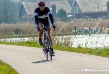 On the bike