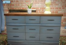 Furniture Redos / by Kirst