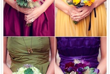 nuptial hues  / by jessica colaluca
