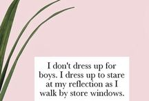 Fashion quotes