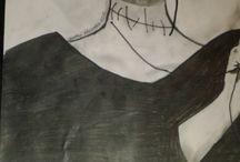 saját rajzok / saját készítésü rajzokról amik az érzéseimet és a szeretettemmet fejezi ki.
