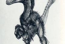 Vahşi dinozorlar