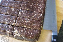 Yummy Protein Bars / by Anna Lawlor