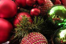 Christmas Ornaments / by Kathleen Calahane