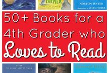 Books for a 4th grader