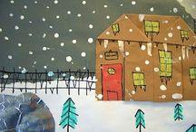 Art Projects-Winter