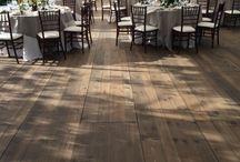 Vermont wedding July 2016 / sailcloth tent, tent floor, wedding, lighting