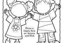 Sunday School Art and Craft