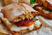sandwiches / by Brandilynn