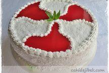 Yaş Pastalar ve Kekler