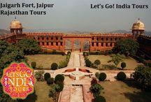 JAIGARH FORT / Read blog on JAIGARH FORT  http://letsgoindiatours.blogspot.in/2016/06/jaigarh-fort.html