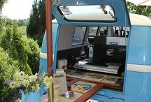 Campervan ideas / by Lindsey Davis