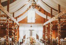 RUSTIC WEDDING RECEPTION IDEAS / Beautiful Rustic Wedding Receptions