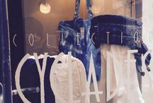 """Collection """"Cyclades"""" / Printemps/été 2016"""