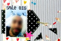 Sfida Layout #5 / http://amichediscrap.blogspot.it/2014/02/sfida-layout-5.html