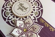 Stampin up Eastern Palace