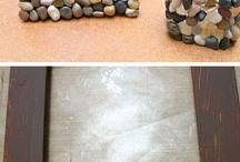 marcos de piedras