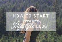 Blogging / by Nia Fox