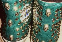 Shoes and Purses  / by Angela Courgis-Stone