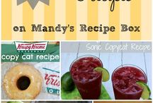 Copy Cat Recipes / by Reggie Gwin