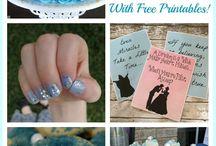 Cinderella Inspired Birthday Party Ideas