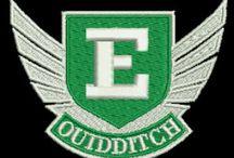 Quidditch T-Shirt Designs