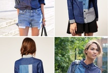 Denim / by Rusted Revolution