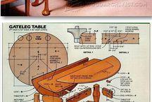 z - menuiserie - maison - table