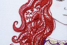 Embroidery....