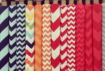 Chevrons / by Design Style | Home Decor