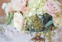 Megan & Jake ~  17th September 2016~ Easton Church and Rushton Hall / Wedding colour palete ~ blush pinks,ivory