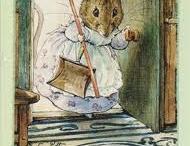 Beatrix Potter ...nejen