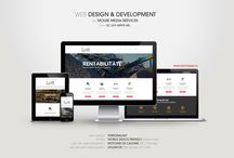 Our Web Design Projects / One of our main activities as you might know already is web design and development, so we figured that we should post some of the projects we've worked on along the way.  Enjoy!