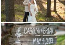 Lake Wedding Ideas / by Megan Shuster