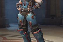 Zarya / cosplay